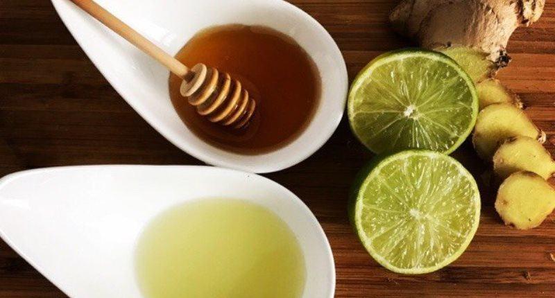 Recetas perfectas para combinar el jengibre con el limón y la miel