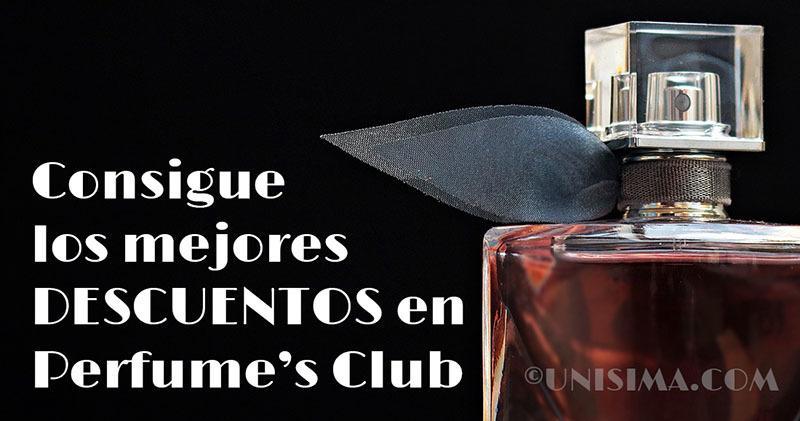 Conseguir los mejores productos con OFERTAS en Perfume's Club