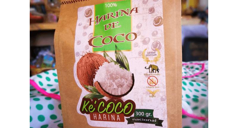 como conservar la harina de coco luego de abierta