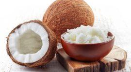 Manteca de coco o mantequilla de coco: Contraindicaciones, Beneficios y Usos