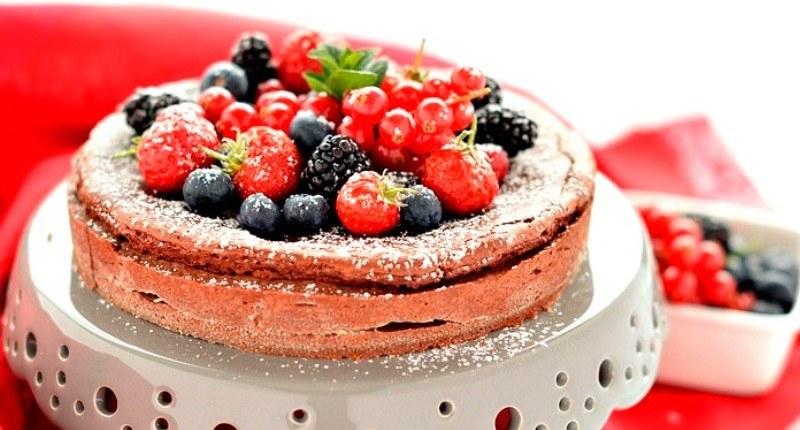 recetas con resveratrol - tarta corazon