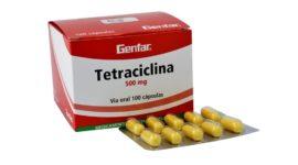 Tetraciclina: Contraindicaciones, Propiedades y Beneficios