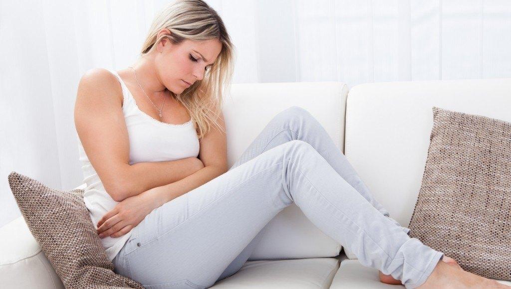 La menstruación y el acné comedónico