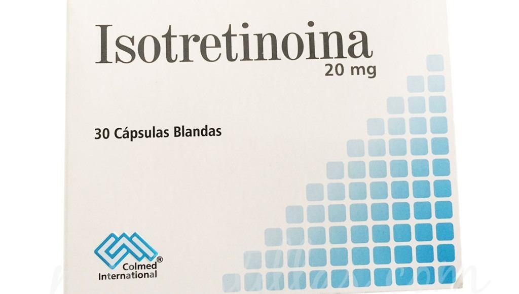 La isotretinoina ¿cómo ayuda contra el acné cosmético?