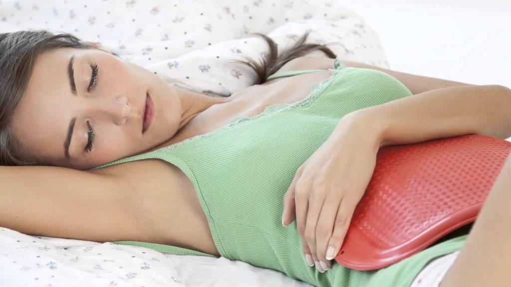 La menstruación y el acné severo