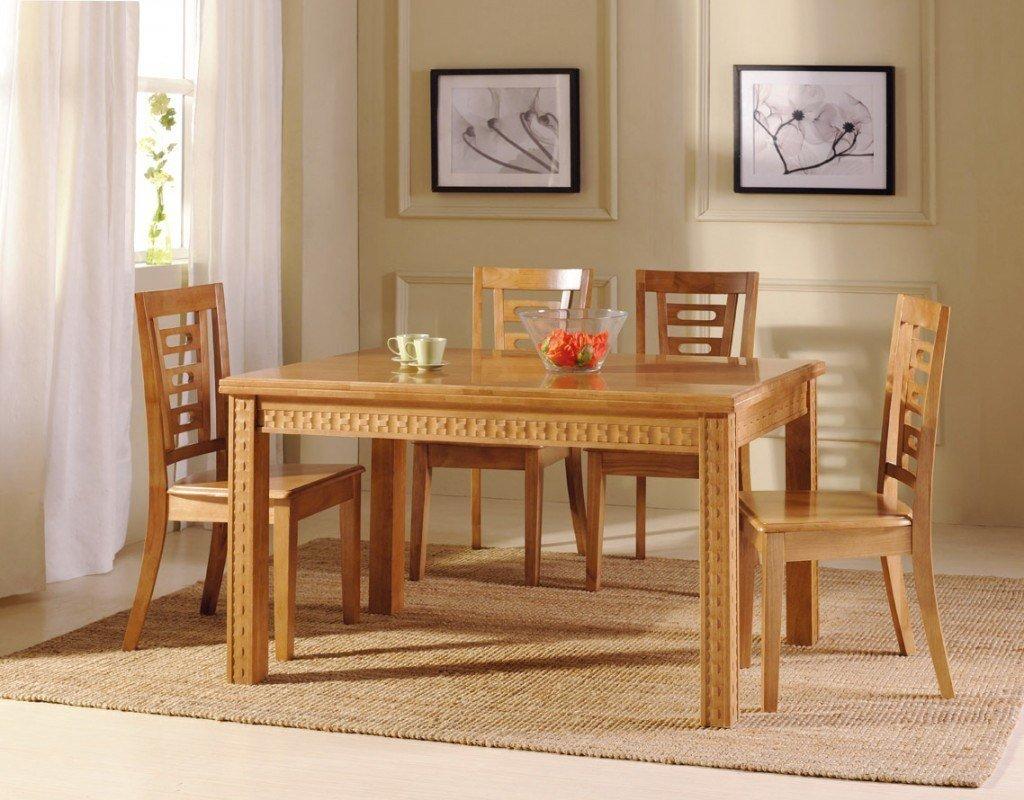 Consejos para elegir una mesa de comedor for Modelos de mesas de comedor modernas