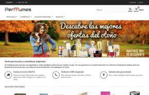 Mejores Ofertas de Perfumes para la próxima Navidad en Perffumes.com