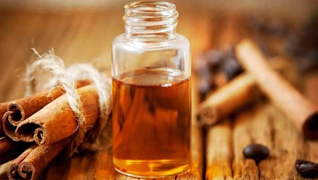 Características del aceite de canela