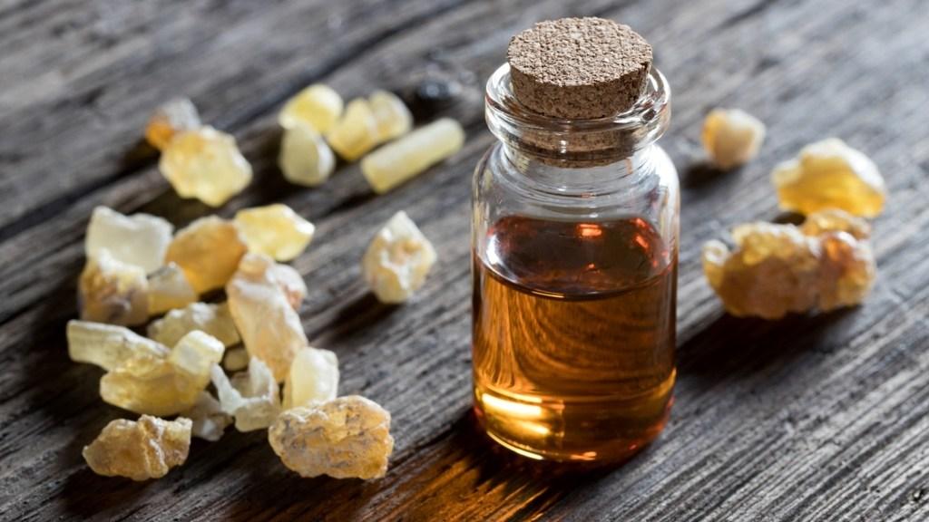 Que es el aceite esencial de incienso