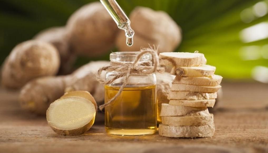 Caracteristicas aceite jengibre