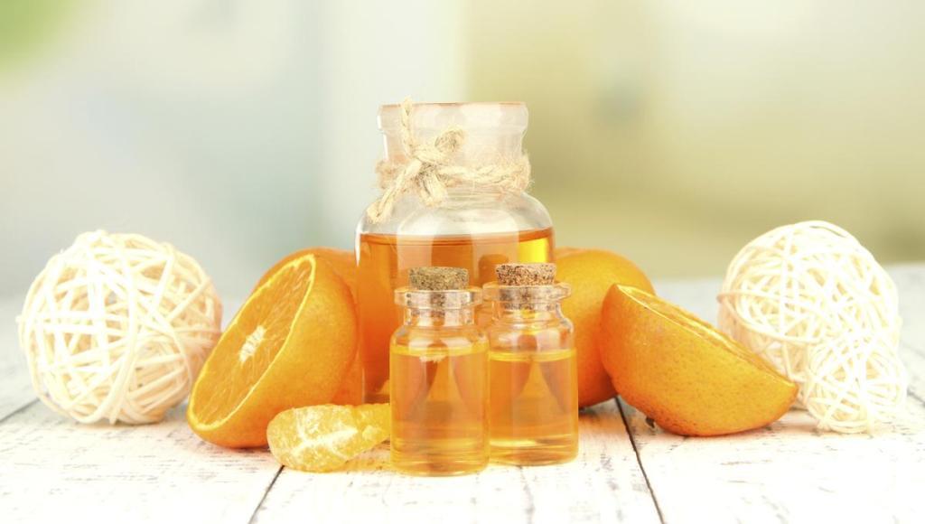 Caracteristicas del aceite de naranja