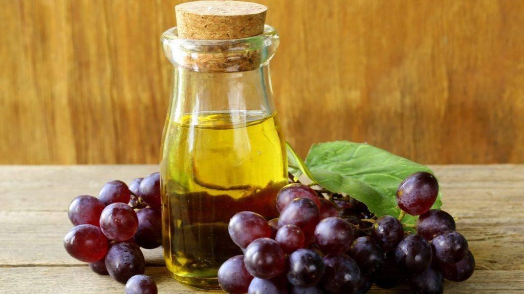 ¿Qué es el aceite de uva?