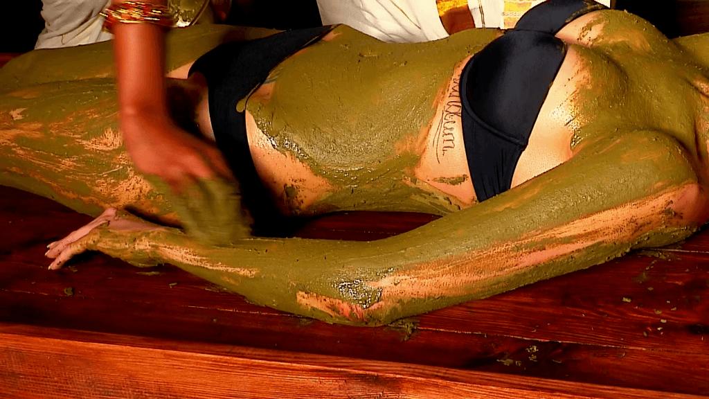 Propiedades cosméticas de la arcilla verde