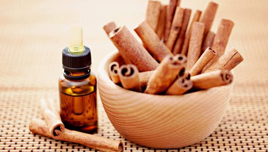 Usos cosmeticos de la canela