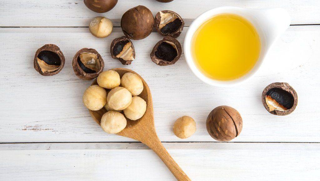 Usos gastronómicos de las nueces de macadamia