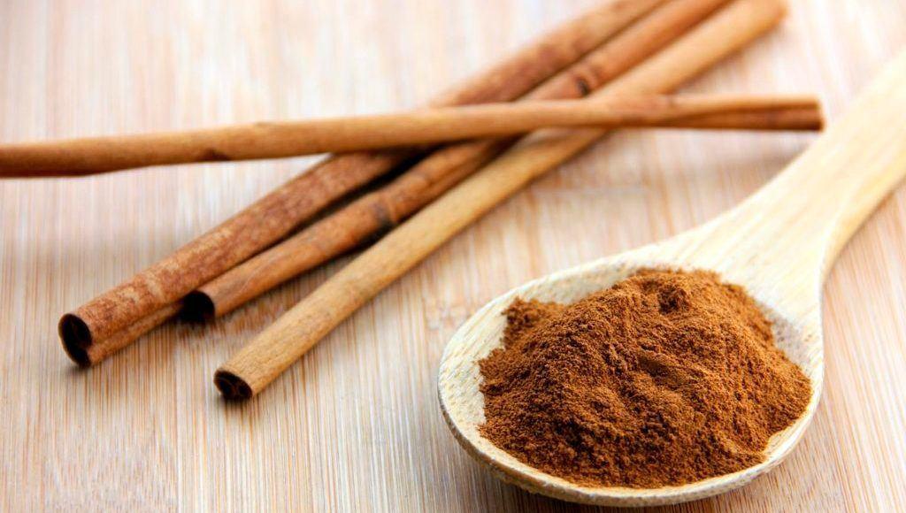 Usos gastronómicos del té de canela