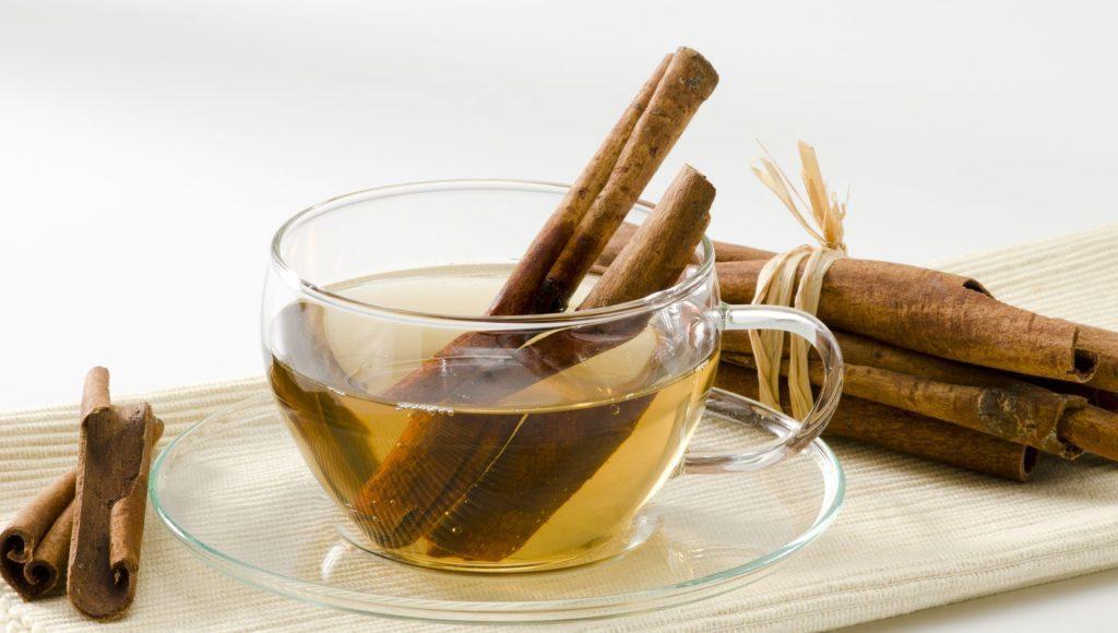 Toxicidad del té de canela