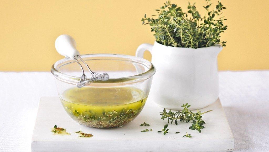 Usos gastronómicos del tomillo limonero