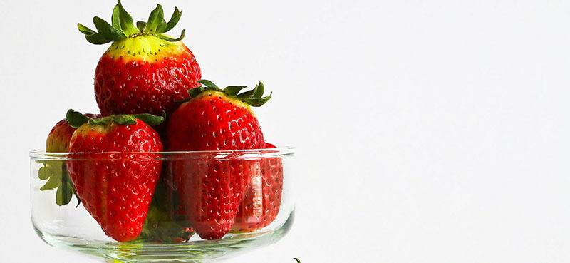 Fresas beneficios antioxidantes