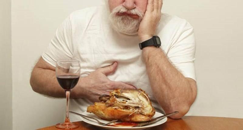 indigestion y nauseas