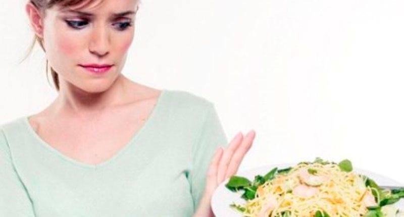 nauseas y falta de apetito