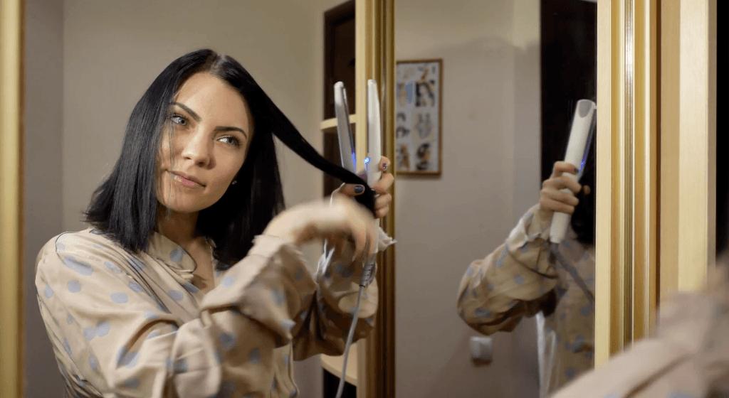 protector termico para el cabello