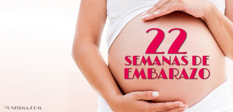 416fad1af 22 Semanas de Embarazo - Gestación Completa paso a paso - Unisima.com