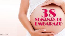 38 Semanas de Embarazo – Gestación Completa paso a paso