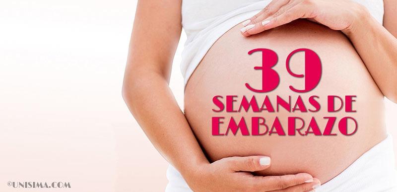 2a950def5 39 Semanas de Embarazo - Gestación Completa paso a paso - Unisima.com