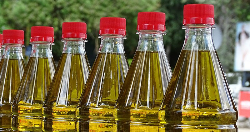 Cuidado en el almacenaje del aceite de oliva