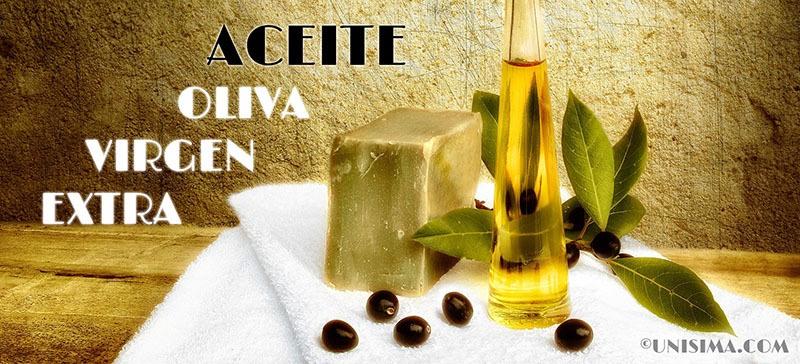 Aceite de oliva virgen extra en salud y belleza
