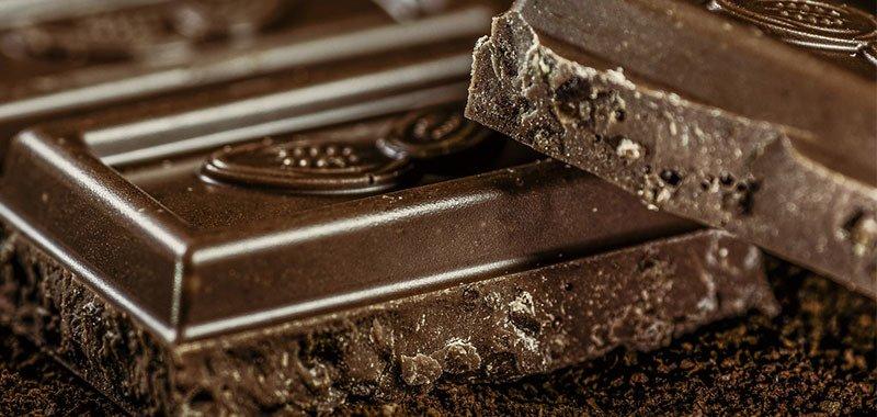 Chocolate negro al 70% de cacao en polvo