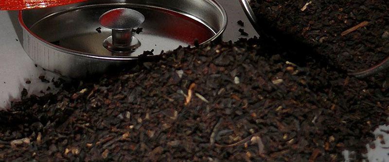 conservar té verde