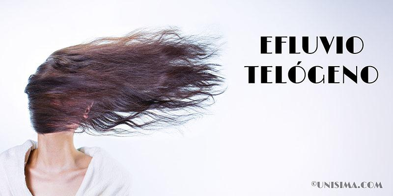 Efluvio telógeno provoca la caída del cabello