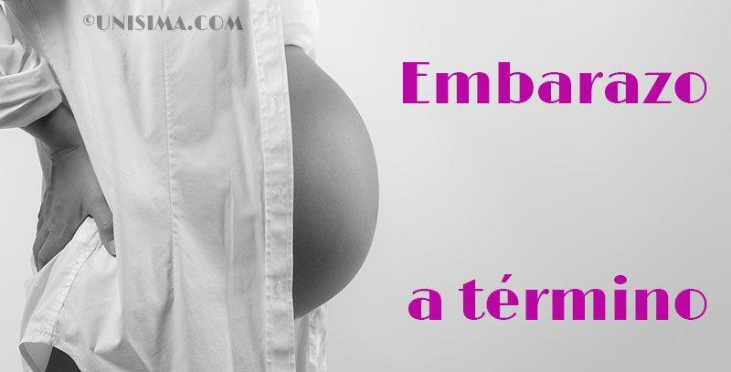 Embarazo a término