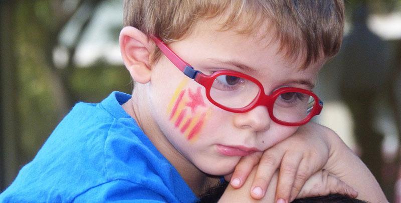Niño con anemia por ferritina baja