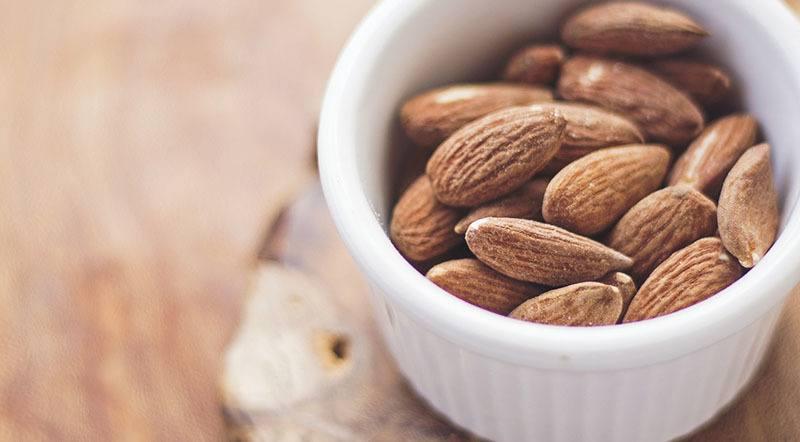 Tipo de Fruto seco: Almendras