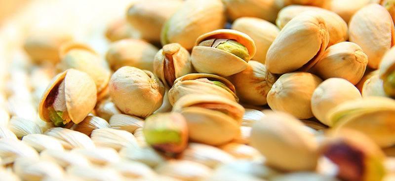 Tipo de Fruto seco: Pistachos