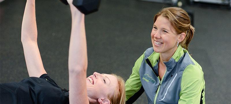 Ganar masa muscular con entrenador personal