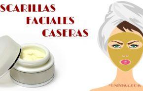 16 Mejores Mascarillas Faciales Caseras Naturales: Antiarrugas, Hidratantes, para Acné, Pieles con Manchas y Pieles Grasas