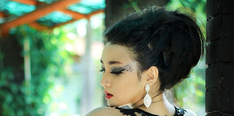 médula del cabello