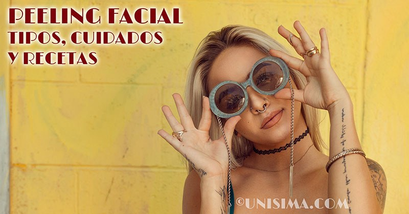 Peeling facial: tipos, beneficios, peligros y recetas caseras