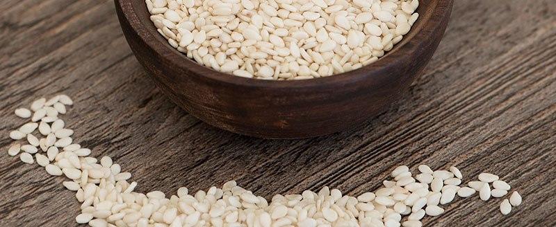 Semillas de Sésamo para la salud