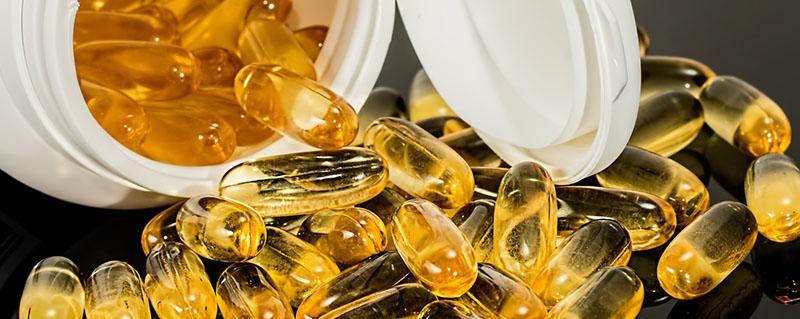 Suplemento salud de aceite de onagra