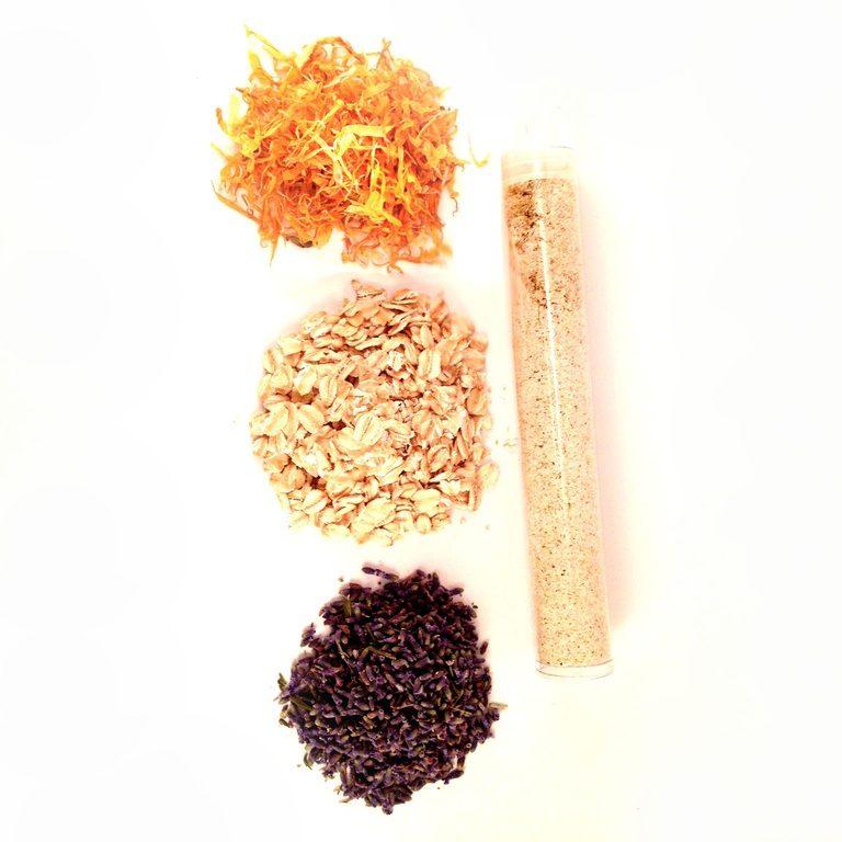 tipo de avena y harina de avena