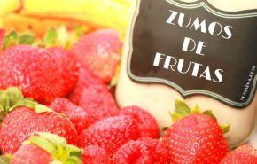 Zumos de frutas. 20 combinaciones PERFECTAS y sus Beneficios para la Salud