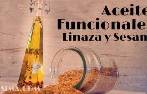 El poder de los Aceites Funcionales con Semillas de Lino y Sésamo