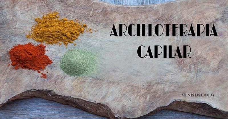 Arcilloterapia Capilar