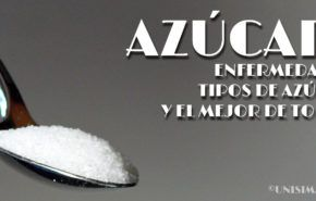 Azúcar: Enfermedades, tipos de azúcar y calorías del azúcar
