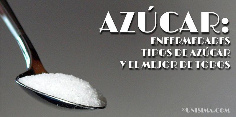 Azúcar para nuestra salud